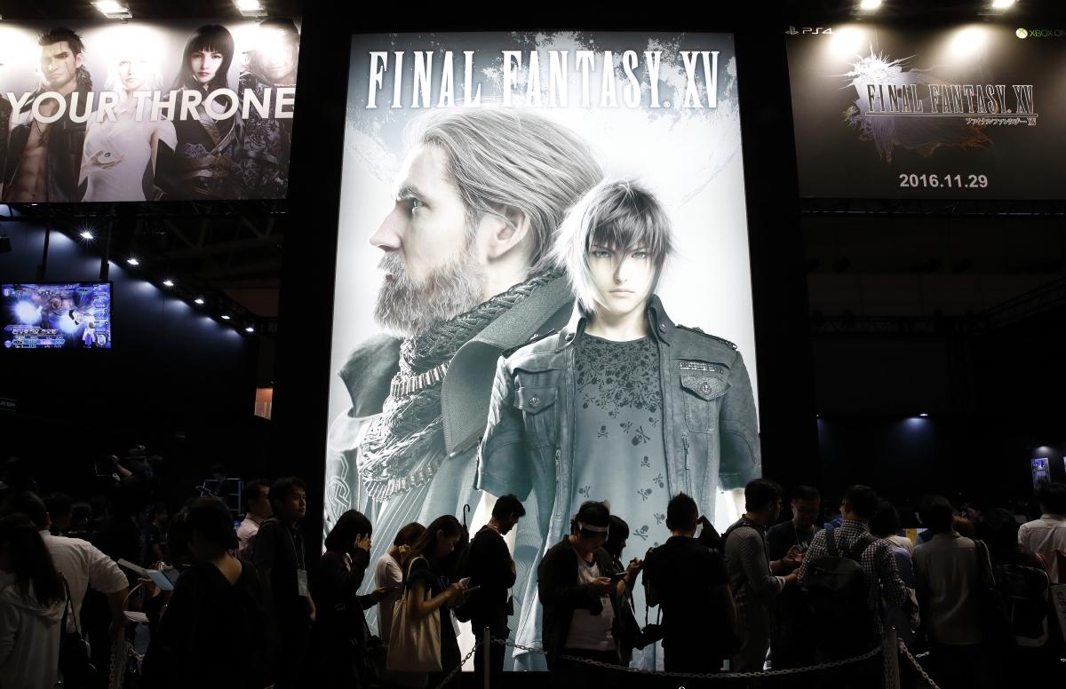 """Осама е бил фен на играта и аниме поредицата """"Final Fantasy""""."""