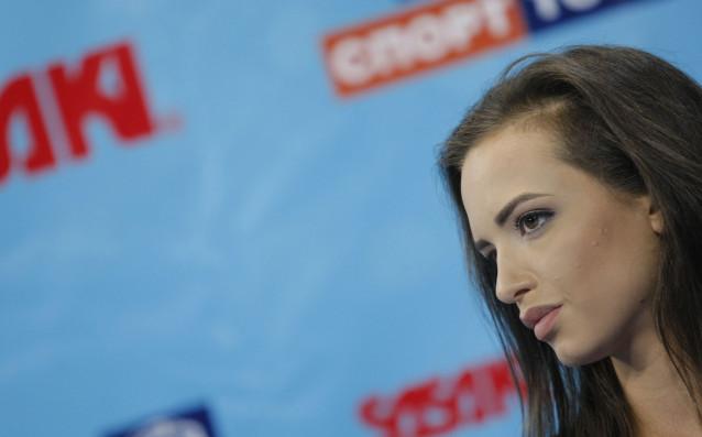 Красавицата Радина Филипова ще бъде талисманът на Световното първенство по