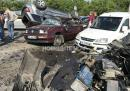 Четирима ранени при верижна катастрофа във Варна
