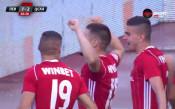 Кристиян Малинов с приз за номер 1 в Левски - ЦСКА