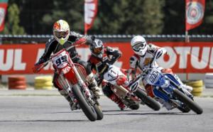 Сериозен интерес за Европейския шампионат по СуперМото в Кюстендил този уикенд