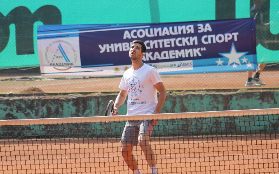 Драматични мачове във футбола и волейбола от Национална универсиада София 2018