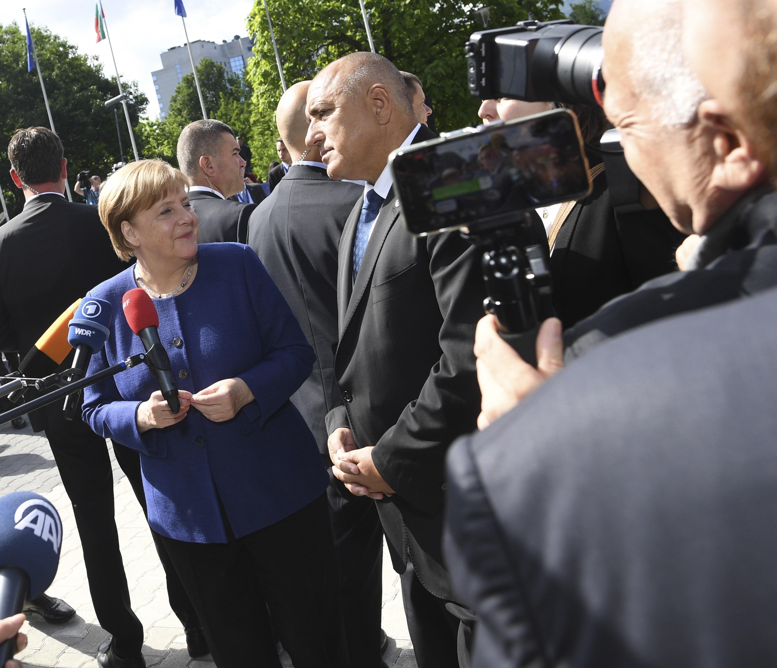Европейските лидери се събраха в София за среща на върха ЕС - Западни Балкани.
