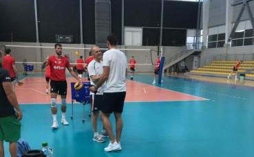 Кучине Лубе и Цветан Соколов тръгнаха с успех през новия сезон
