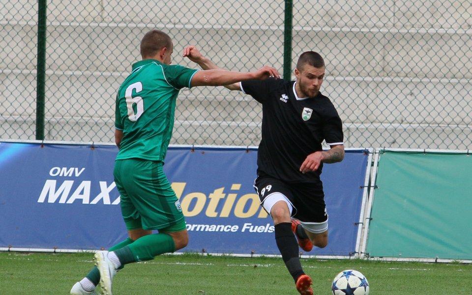 Треньорът на сензацията Загорец: И срещу Славия имаме своите шансове