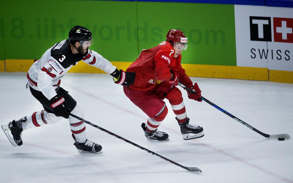 Канада отстрани Русия на световните финали по хокей