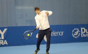 Донски загуби финала на двойки на ITF турнира в Созопол