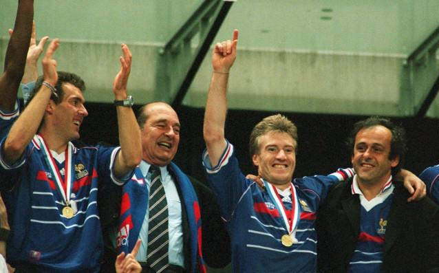Бившият президент на УЕФА Мишел Платини направи скандално признание като