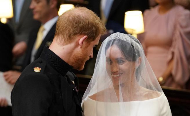 Сватбата на Меган Маркъл и принц Хари