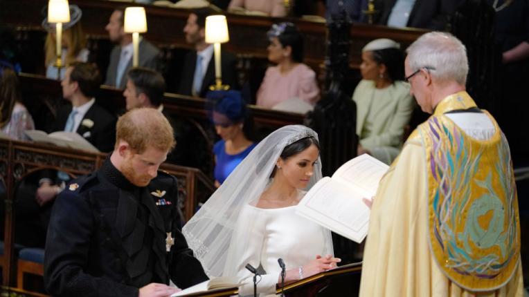Сватбата на Меган и Хари в снимки