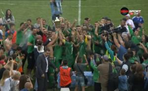 След голяма драма Ботев Враца се завърна в Първа лига!