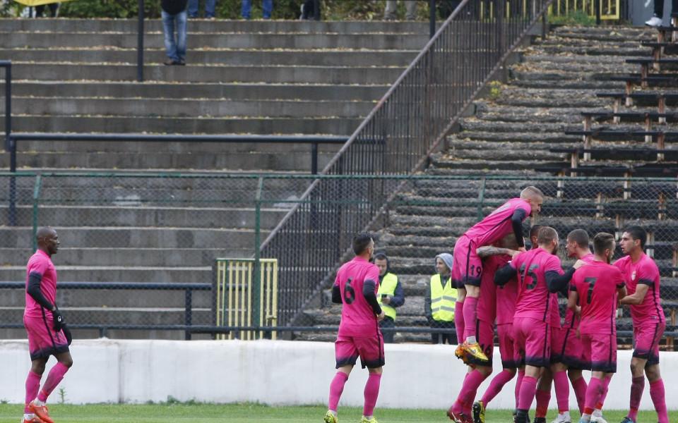 Царско село с четвърта  поредна победа  във Втора лига
