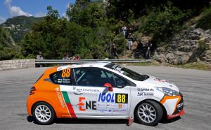 Григор Григоров/Йордан Йорданов атакуват рали Antibes Cote d'Azur