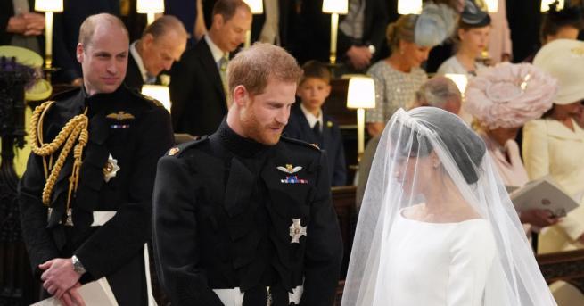 Сватбата на принц Хари и Меган е едно от най-вълнуващите