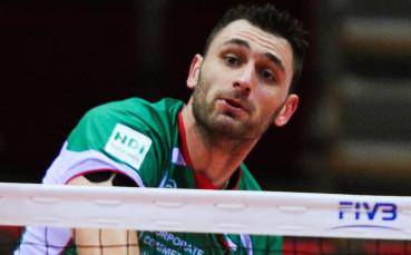 Цецо Соколов и Кучине Лубе със седма победа в Италия