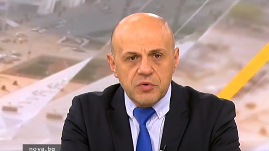 Дончев: Ако не се промени подходът, много бизнеси ще фалират
