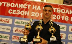 Десподов: Искам трофеи с ЦСКА