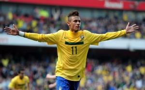 Бразилия се събра за подготовка, Неймар на линия