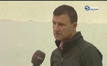 Костадин Ангелов: Грешката на съдията не беше умишлена