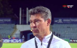 Красимир Балъков: Етър и ЦСКА са ми любимите отбори