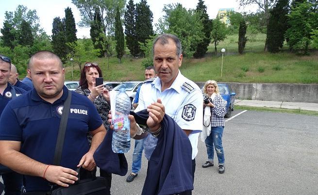 Арестуваха шефа на КАТ-Благоевград