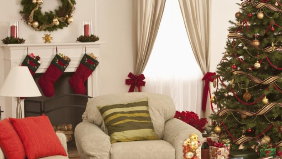 Да украсим дома си за Коледа
