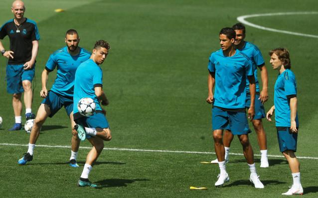 Голямата звезда на Реал Мадрид Кристиано Роналдо коментира през El