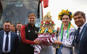 Ливърпул е вече в Киев