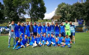 Левски U15 - шампион
