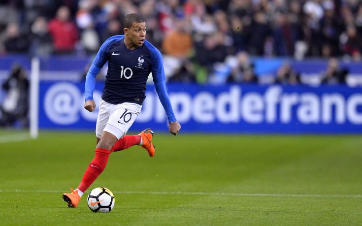 Мбапе: Франция не е фаворит за Световното първенство