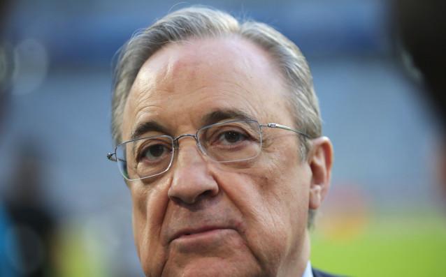 Снимка: Флорентино: Няма да задълбавам в думите на Роналдо