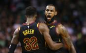 Бог Леброн изведе Кливланд до финала в НБА