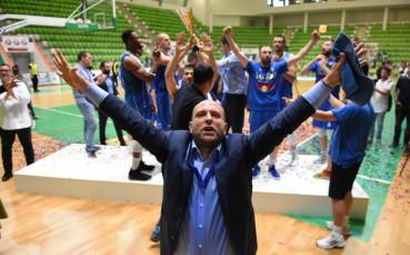 Левски Лукойл с комфортен аванс в Шампионската лига