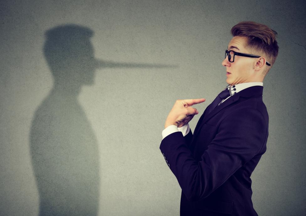 - Според проведено проучване хората, които казват истината, са по-привлекателни за околните.
