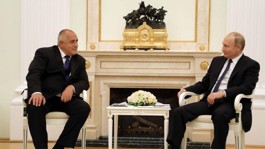Наблюдатели за Москва: Целта бе да се изрази политическа воля