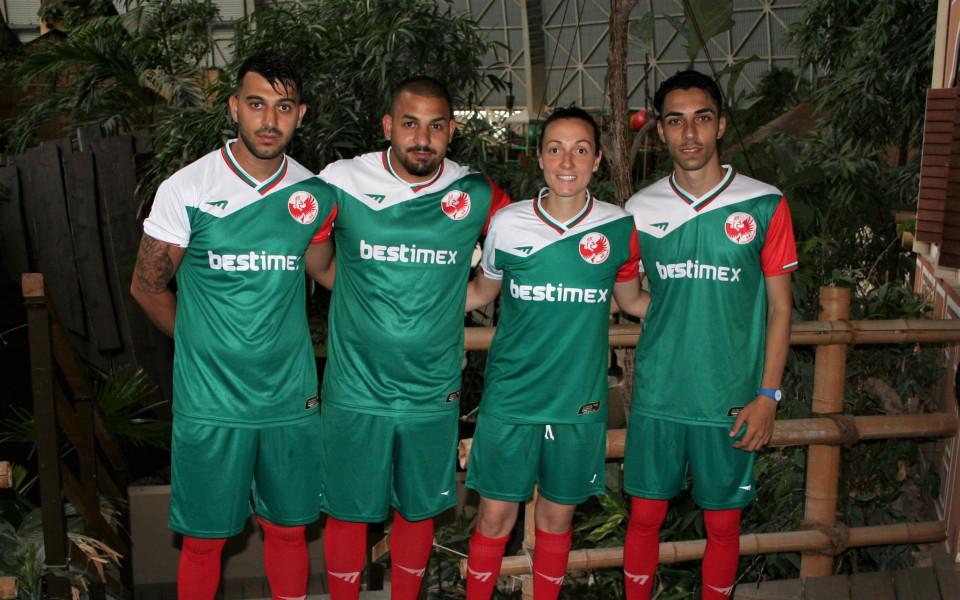 България започва участието си  на европейското по стрийт футбол