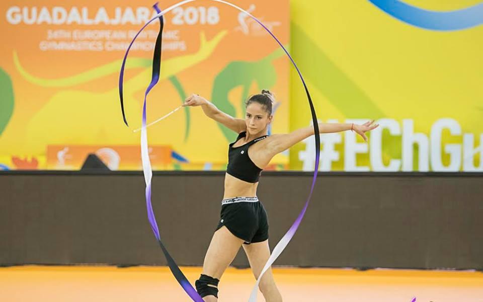 Програмата на Европейското по художествена гимнастика в Гуадалахара