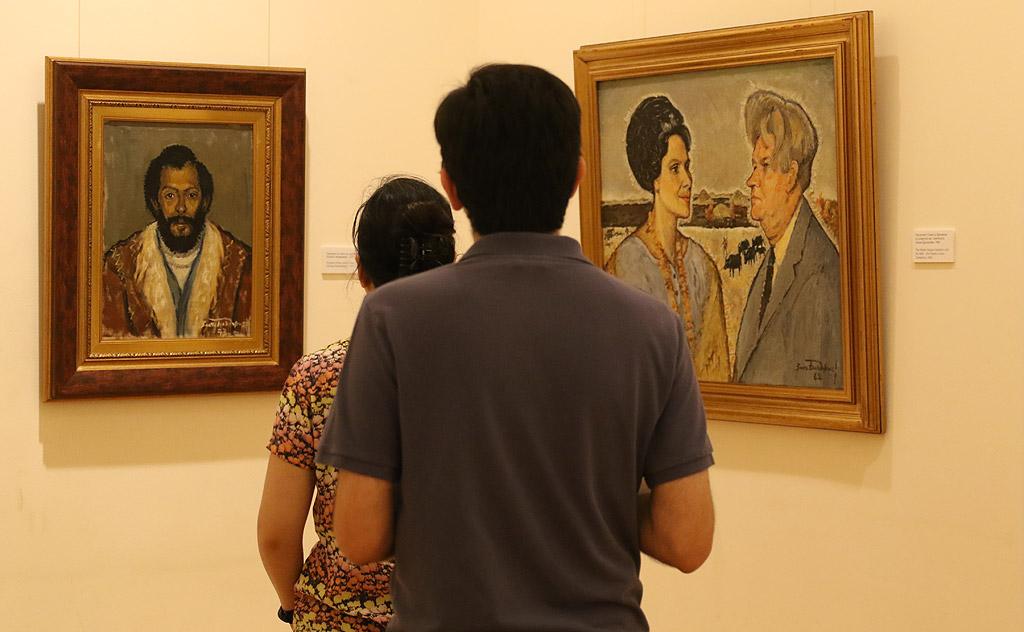 Националната галерия представя част от сбирка българско изкуство на колекционера Боян Радев