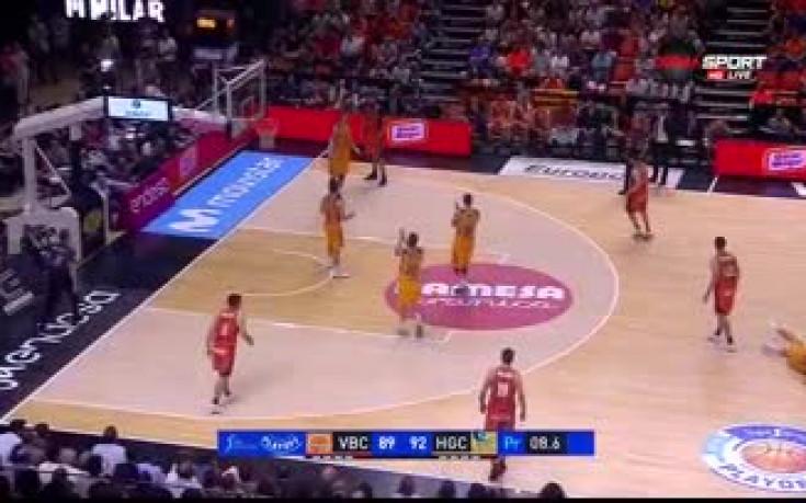 Испания ще има своя нов баскетболен крал, Валенсия е аут