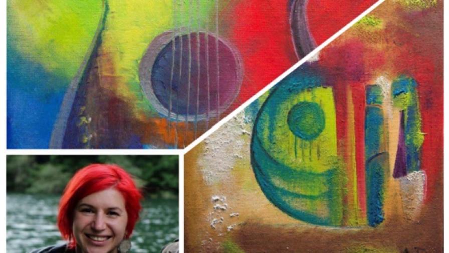 """""""Музика в цветове"""" и китарни рифове в подкрепа на болни деца"""