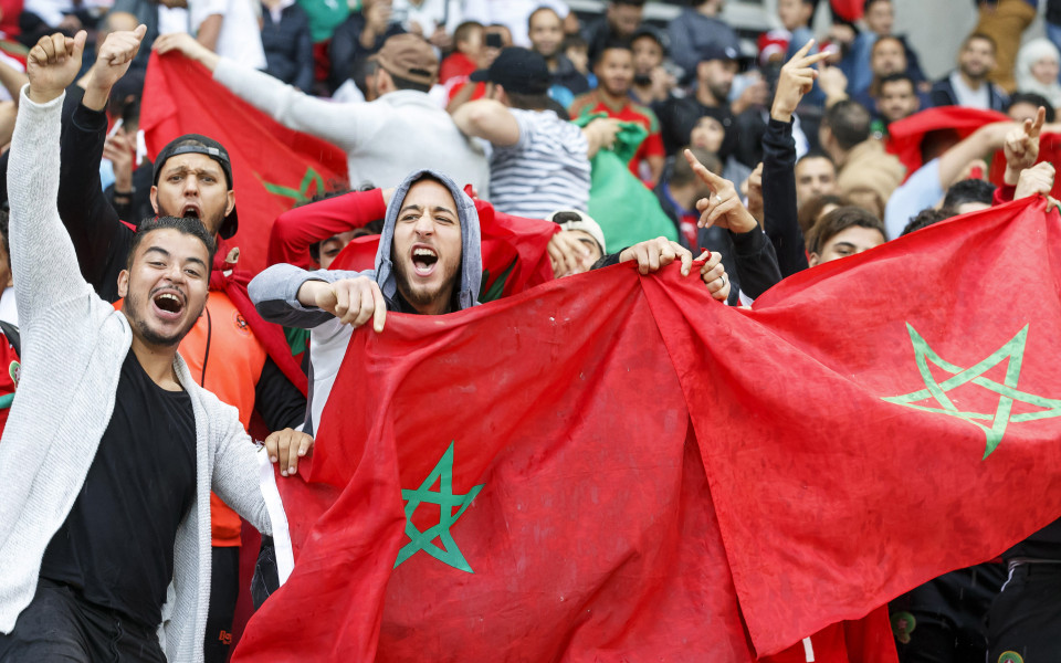 Мароко се справи със Словакия в Швейцария