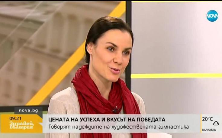 Силвия Стойнева: Когато си на върха, се мериш със себе си