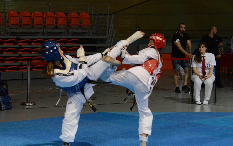 Два златни и общо 10 медала за България на Мултиевропейското в Пловдив