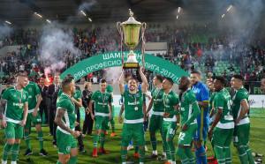 В Италия обявиха Лудогорец за шампион на...Унгария