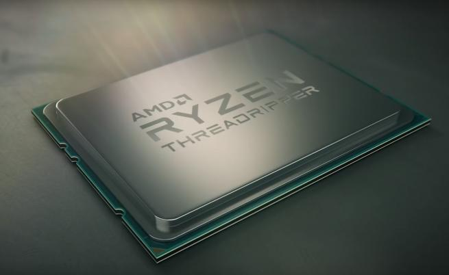 AMD представи 32-ядрения процесор Threadripper 2