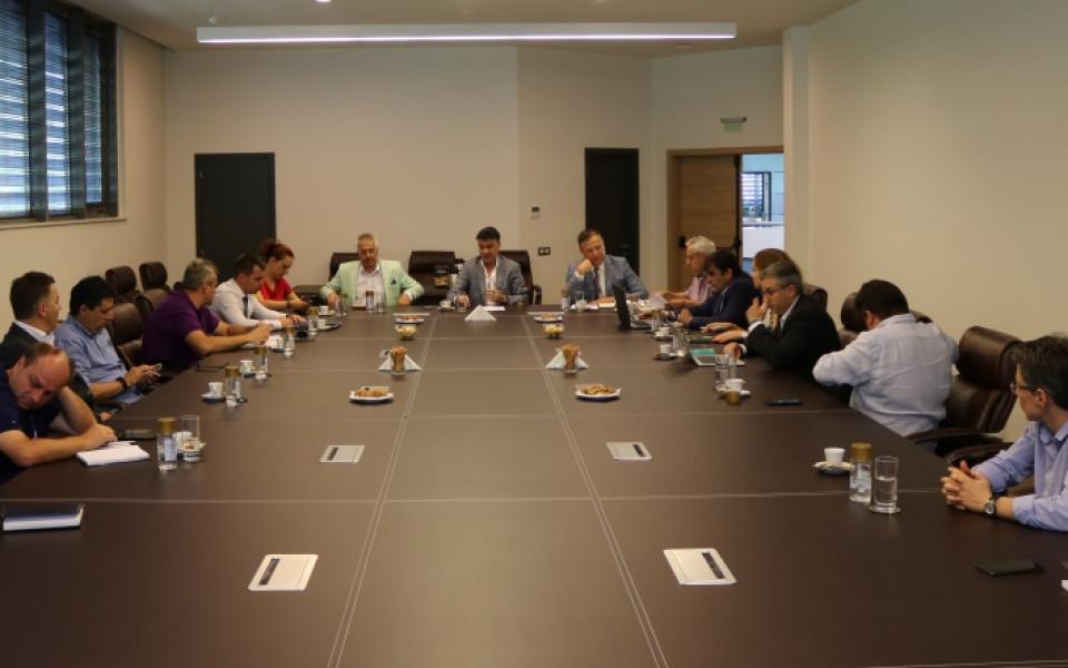 БФС инициира четиристранна среща за програмата  в Първа лига