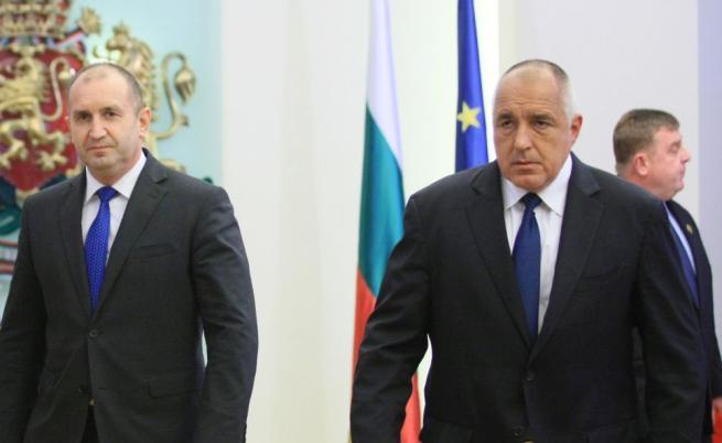 Пак престрелки президент-премиер: Радев - началник ми е българският народ