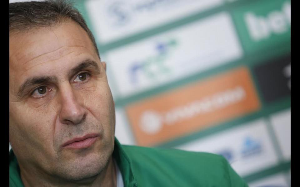 На официална пресконференция Берое представи новия си треньор - Димитър