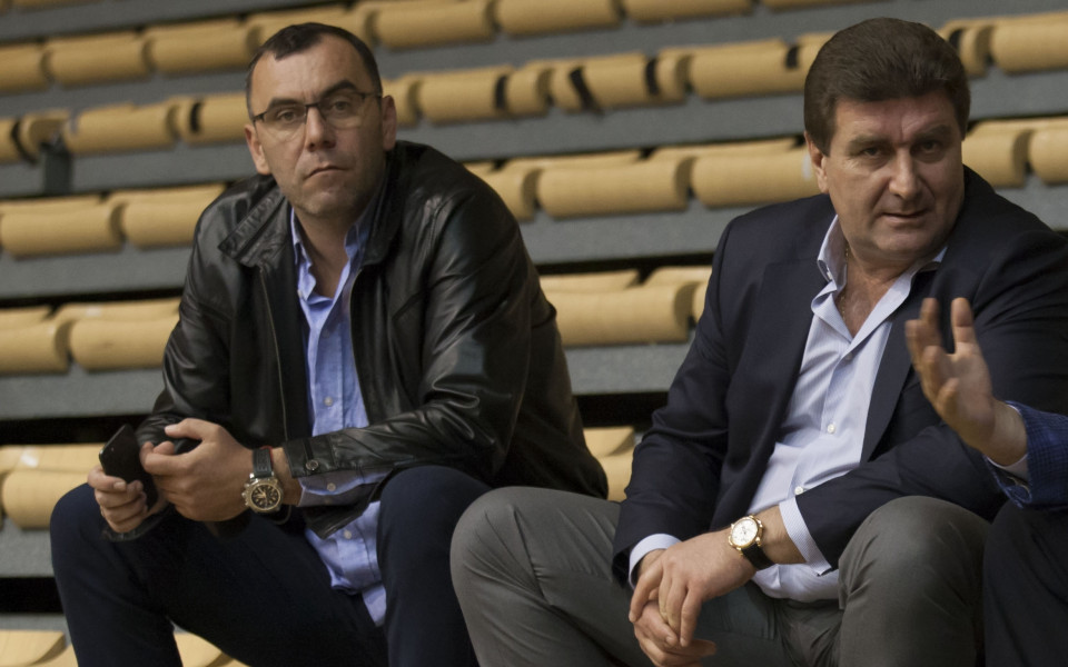 Левски Лукойл с остра позиция към БФБаскетбол, НБЛ и Глушков