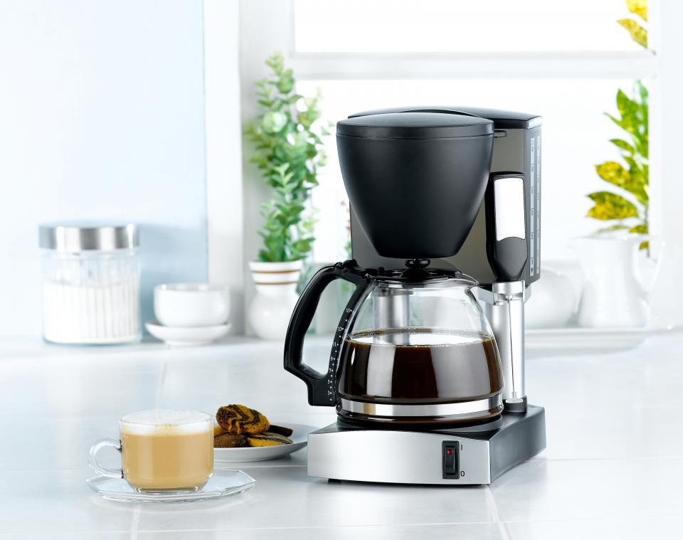 кафе кафе машина почистване